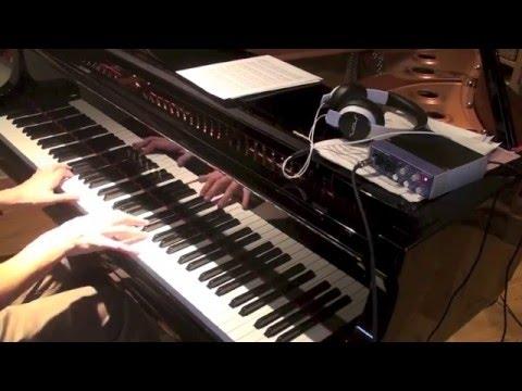 Sukima Switch - Shizuku (Piano Cover)