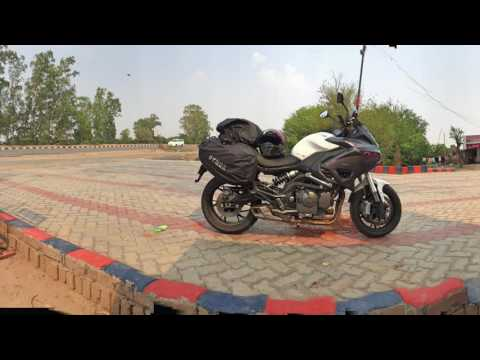 Day 4 Jaipur to Ludhiana, 6700 kms solo Ride to Ladakh on a Superbike