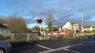 Cullybackey Level Crossing