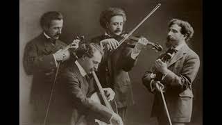 Flonzaley Quartet : Brahms : String Quartet B-Dur op.67 - 3 - 3rd Mvt (1928) 再復刻