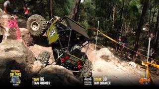 Tuff Truck Challenge 2016 - TEAM ROOKIES on Jaw Breaker