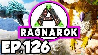 ARK: Ragnarok Ep.126 - ANOTHER DRAGON! DODOREX vs 2 TRIBE CHIEFTAINS!!! (Modded Dinosaurs Gameplay)