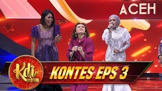 Video Dahsyat!! Cut Ft  Master Rina & Evi Masamba [MATAHARIKU] - Kontes KDI Eps 3 (8/8) download MP3, 3GP, MP4, WEBM, AVI, FLV Agustus 2018