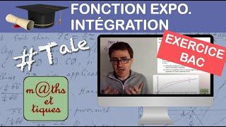 BAC S Maths - Métropole 2017 - Exercice 1 (Exponentiel et intégration)