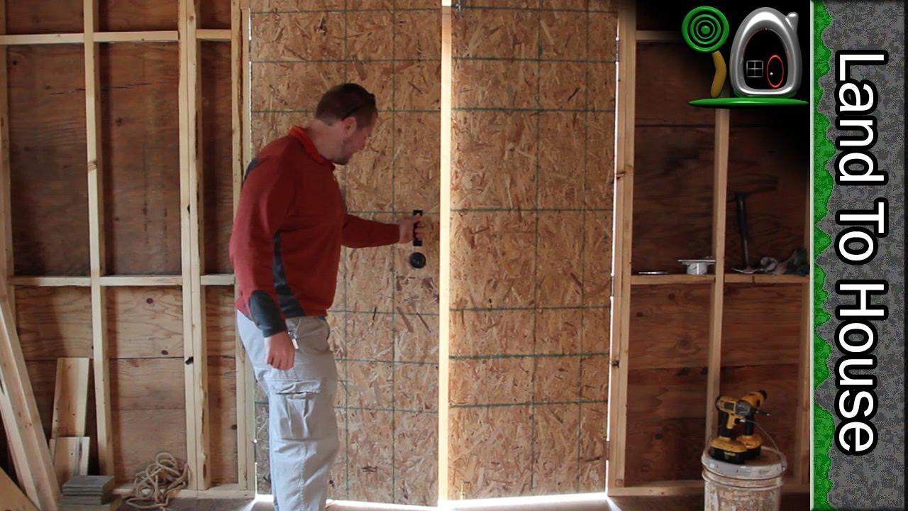 Build a Door Part 1 - Build a Workshop #15 & Build a Door Part 1 - Build a Workshop #15 - YouTube