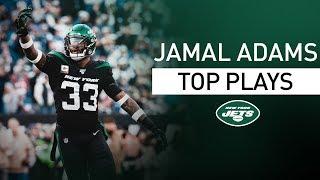 Jamal Adams' Top Plays: 2019 Season, Weeks 1-10   New York Jets   NFL