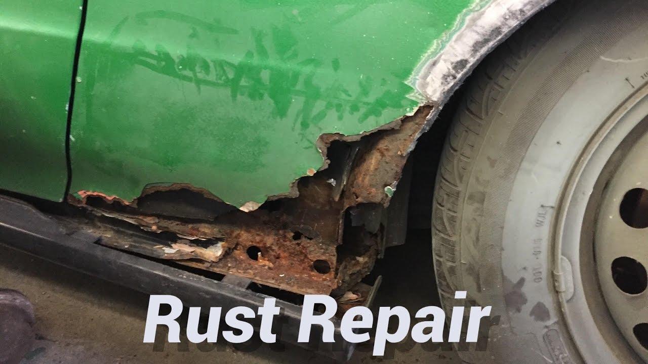 Del Sol Rust Repair | Part 1