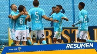 Resumen: Sporting Cristal vs. FBC Melgar (2-0)