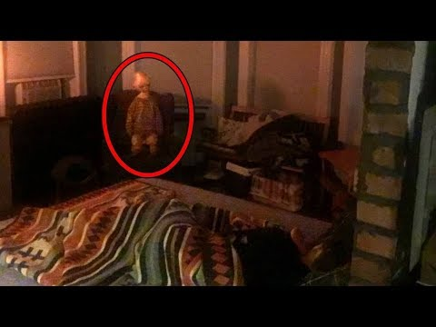 Top 10 Creepy Dolls Moving Haunted Dolls Caught On Tape