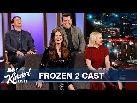 Romeo - Frozen 2 cast...