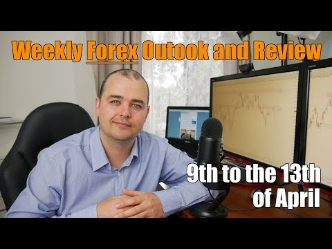 Weekly Forex Review - 9th to the 13th of April
