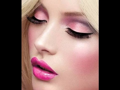 mac makeup loves Barbie