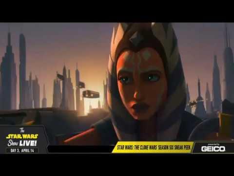 Star Wars Clone Wars Season 7 Trailer + Clips 1-3
