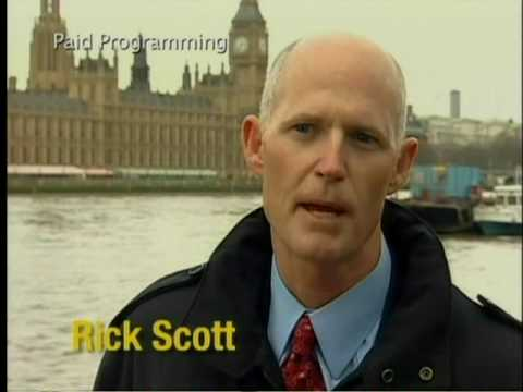 Rick Scott Interview (Part 1)
