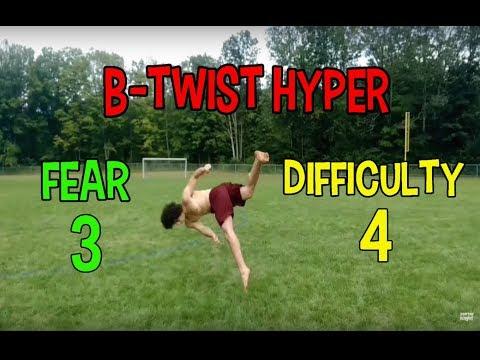 B-Twist Hyper Tutorial: Tricking
