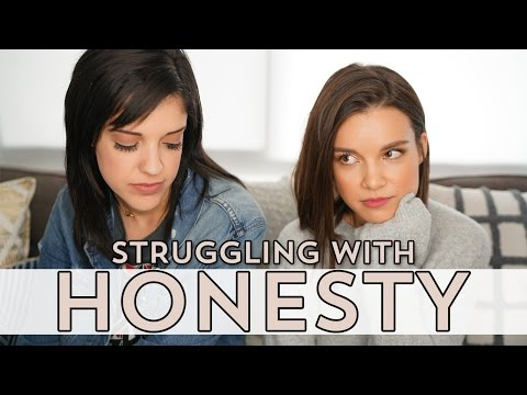 Our Struggles with Honesty   LWL Preview - March 2017