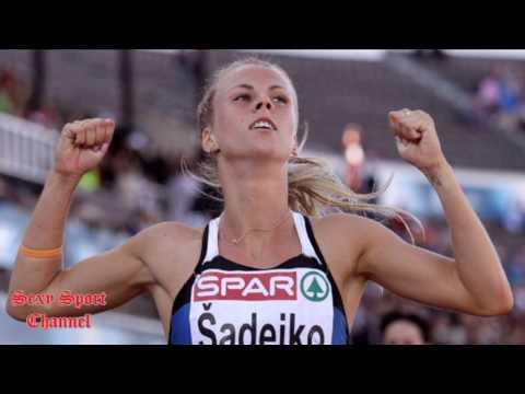 🏃 Grit Sadeiko - Sexy Athlete 2018 🏃