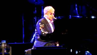 Elton John & Ray Cooper - Gone To Shiloh - Milano, Teatro Arcimboldi 17 September 2010