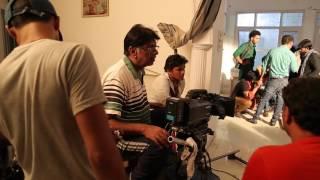 Chandni Shooting Fun Time