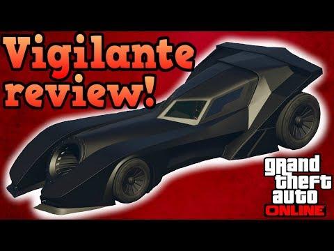 GTA Online guides  Vigilante !
