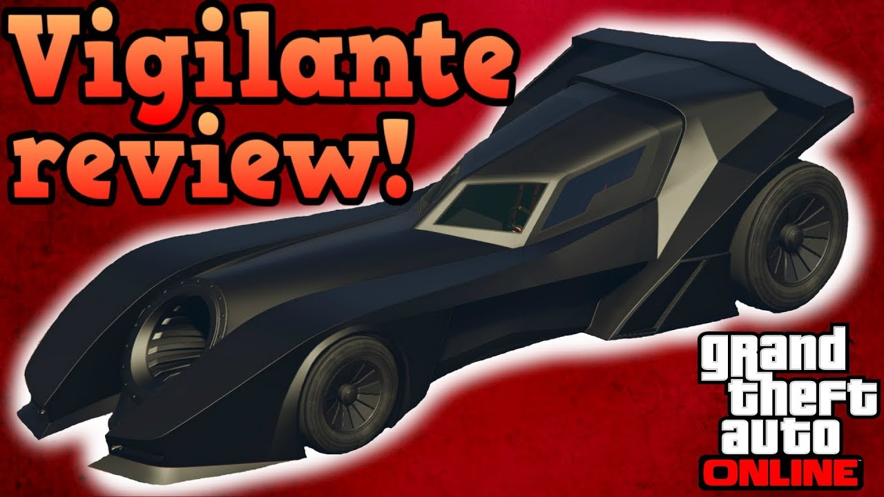GTA Online guides - Vigilante review! - YouTube