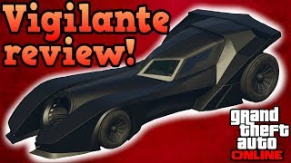 GTA Online guides - Vigilante review!