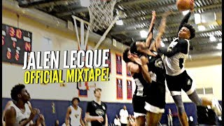 Jalen Lecque OFFICIAL MIXTAPE!!