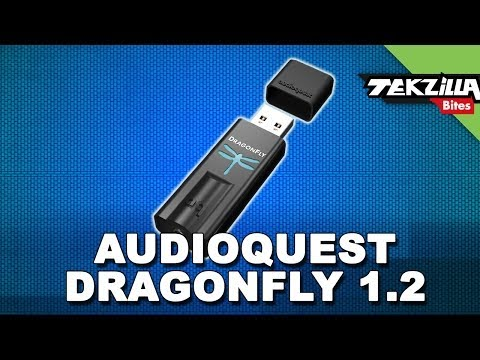 AudioQuest Dragonfly 1.2 DAC Review