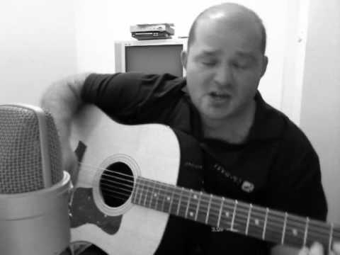 Kelly Clarkson- Breakaway ( acoustic cover).wmv