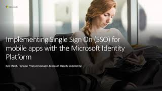Overview: Implementing single sign-on in mobile applications - Microsoft Identity Platform screenshot 3