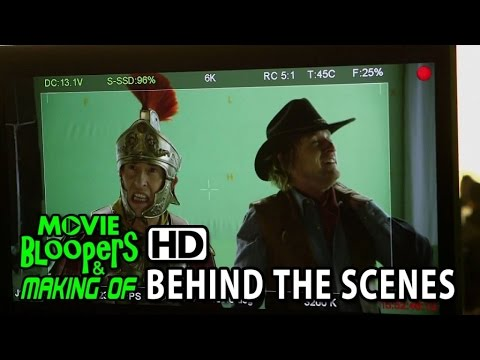 Night at the Museum: Secret of the Tomb (2014) Making of & Behind the Scenes (Part2/3)
