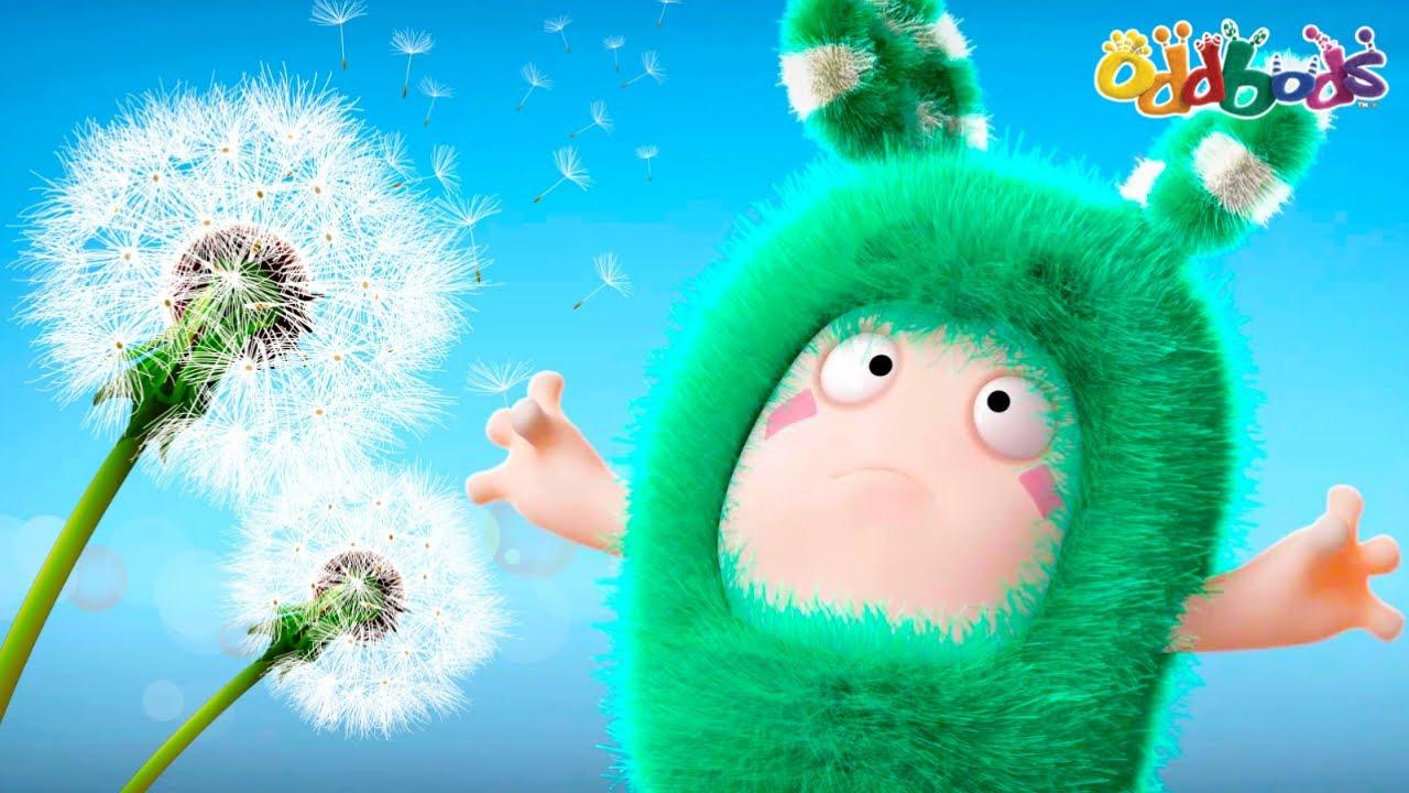 Чуддики   Весна пришла!   Смешные мультики для детей - YouTube