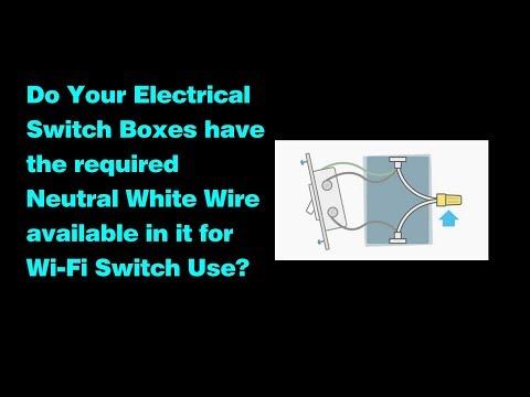 WiFi Switch Basic Install Tutorial - Moes SMART Light Switch
