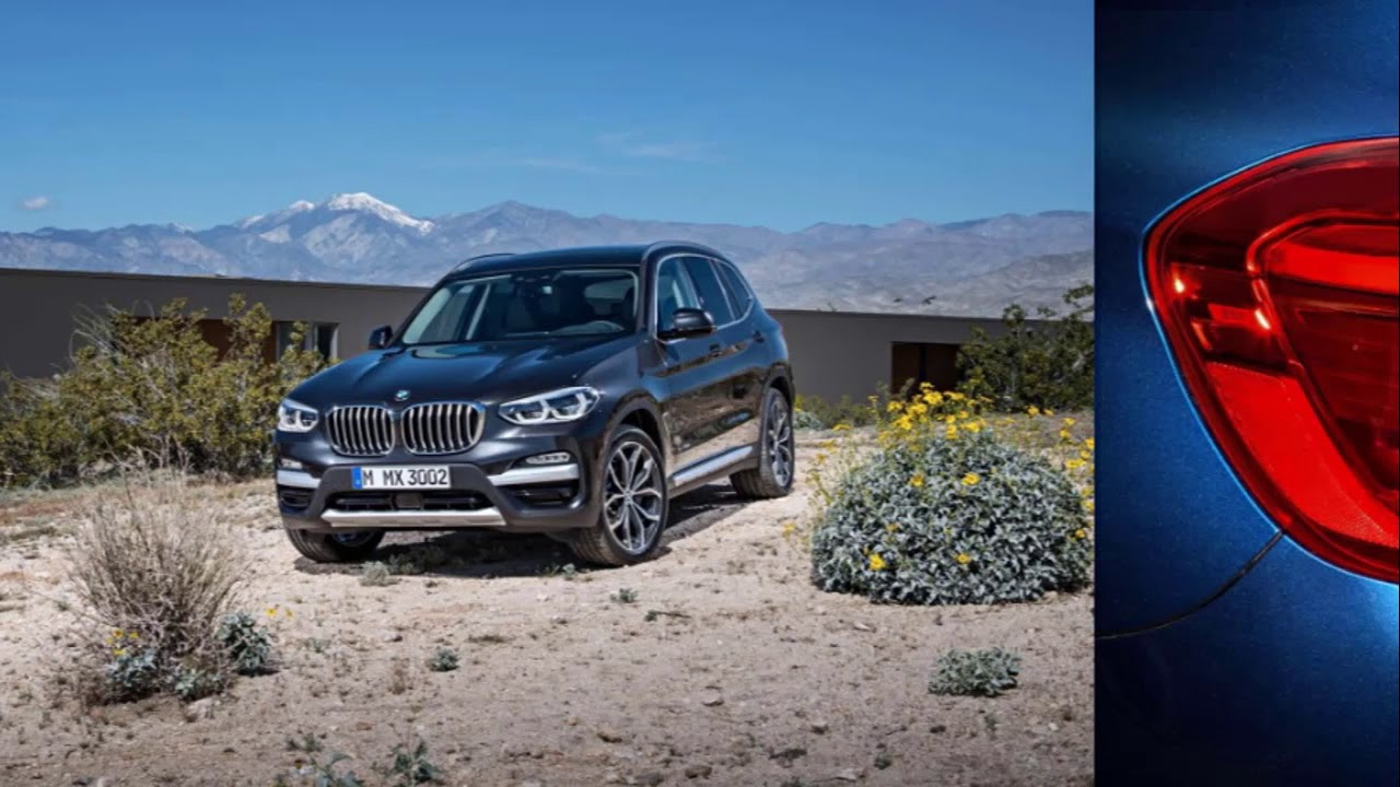 2019 Bmw X3 Xdrive30i Review