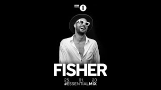 FISHER - BBC RADIO 1 ESSENTIAL MIX 2020
