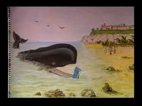 Jonah & the Whale - Children's Bible Stories