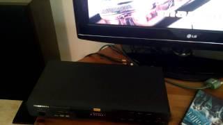 marantz DV6400 Super Audio CD SACD DVD Player, Component & Analog Output