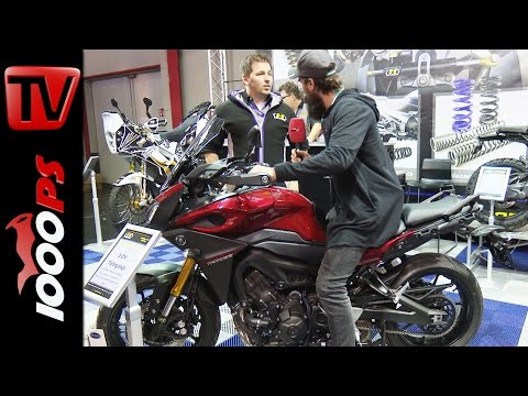 Yamaha Tracer 900 Tieferlegung 3cm   Hyperpro