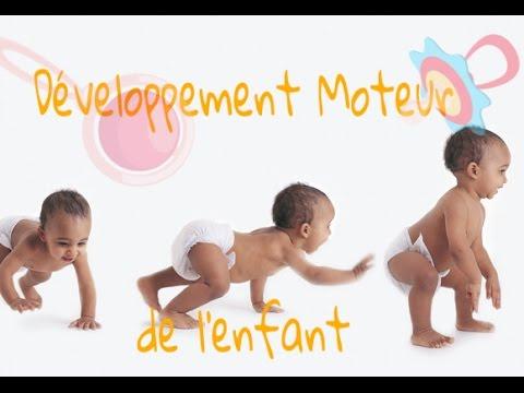 Developpement Moteur de l enfant - YouTube 219f11c4da6b