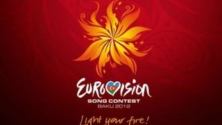 Top 10 best songs of Eurovision Song Contest 2012.