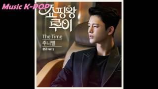 Video Juniel - The Time(Shopping King Louie OST Part.3)[AUDIO/MP3] download MP3, 3GP, MP4, WEBM, AVI, FLV Juni 2018
