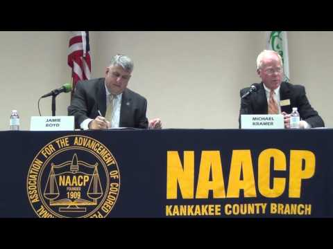 Kankakee County Circuit Court Judge candidate's forum