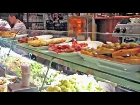 Tapas espa ola tradicion gastronomica de espa a youtube for Canal cocina tapas