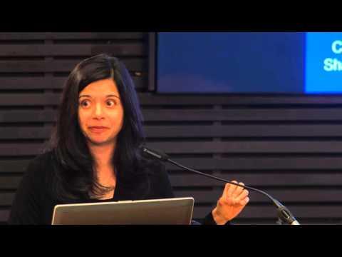 Kolloquium der GEERS-Stiftung 2016 - Vortrag von Anu Sharma