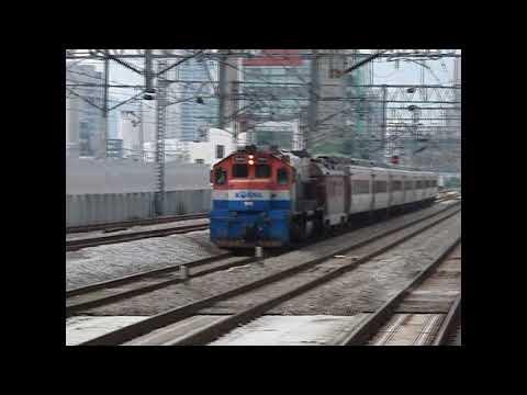South Korea Railfanning (한국철도공사/수도권 전철) - July 2012