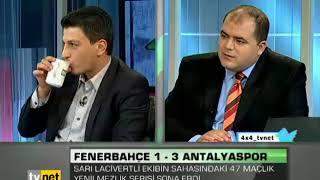 4x4 Futbol, 29 EKİM 2012 PAZARTESİ