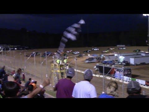 East Alabama Motor Speedway KMSA Feature Race 9/22/18