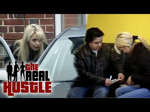 The Real Hustle: The Hire-Car Scam with Jessica-Jane Clement