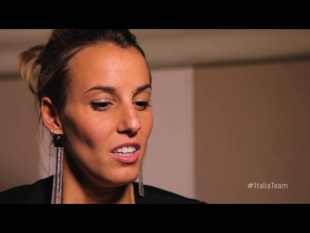 Tania Cagnotto - Italia Team