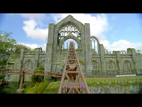 POV Sneak Peek of Hagrid's Magical Creatures Motorbike Adventure
